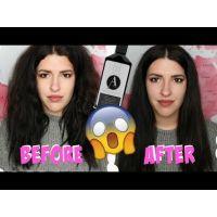 Η MarilliasChoice δοκιμάζει το A AHA Straightening Shampoo!