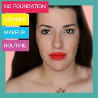 Kαλοκαιρινό, φυσικό μακιγιάζ από MarilliasChoice