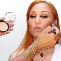 Η Πηνελόπη Αναστασοπούλου με μακιγιάζ σε στυλ Jennifer Lopez