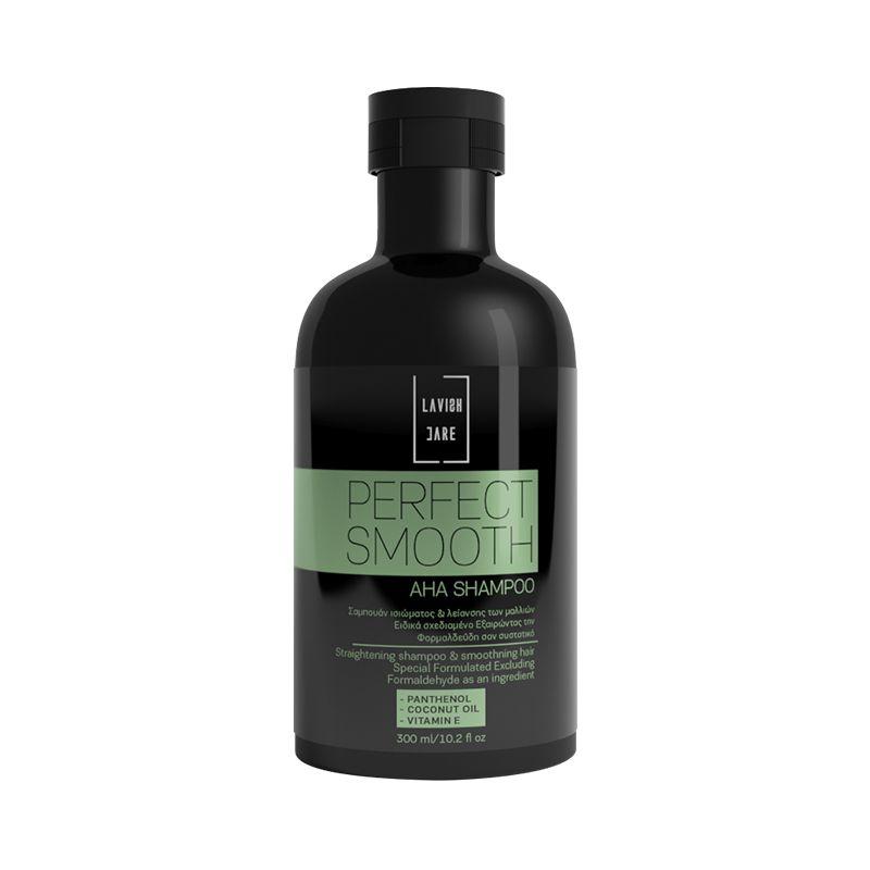 A AHA Straightening Shampoo
