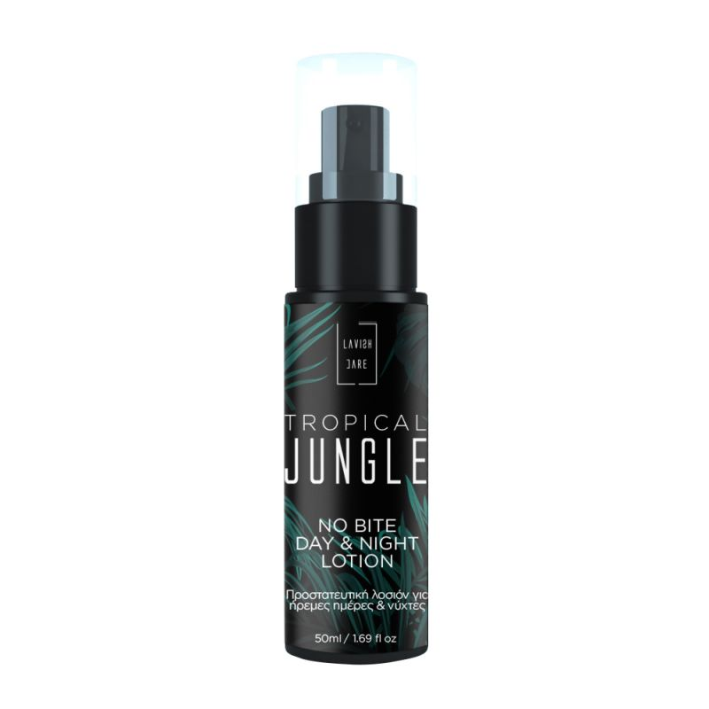 Tropical Jungle - No Bite Day and Night Lotion