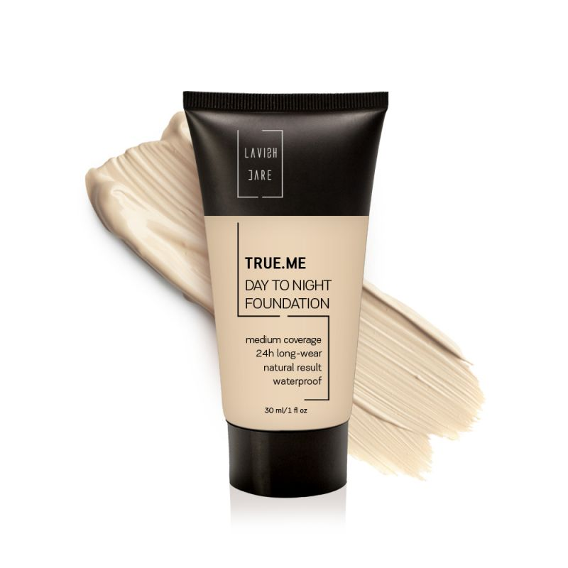 True me Foundation No2 Vanilla