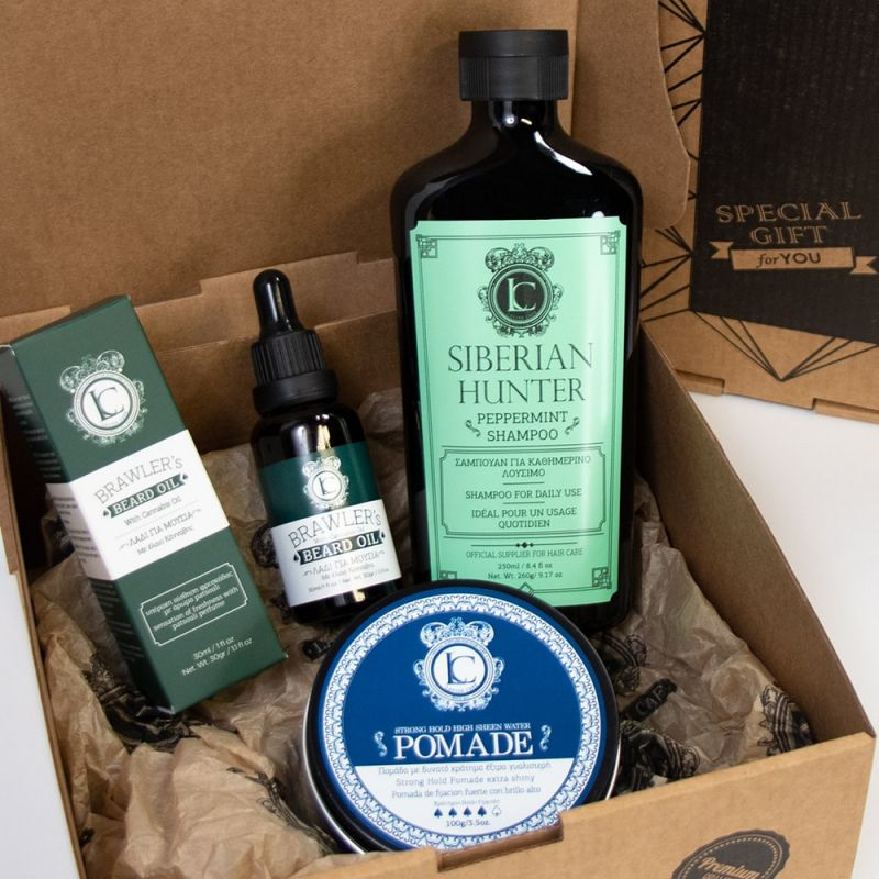 Lavish Men Care - GIFT SET Premium II