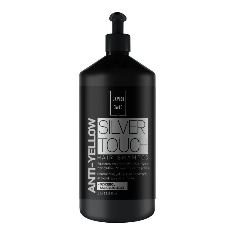 Silver Touch Shampoo 1L