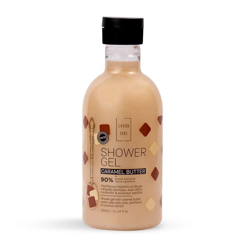 Shower gel - Caramel Butter