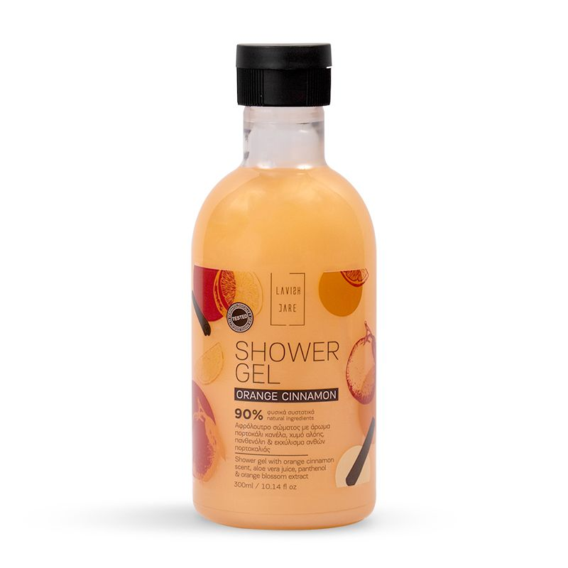 Shower gel - Orange Cinnamon