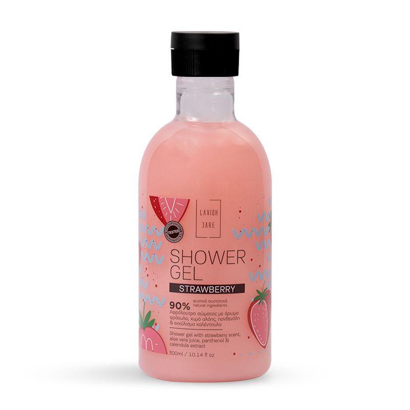 Shower gel - Strawberry