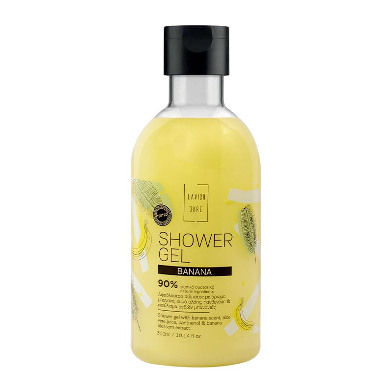 Shower gel - Banana