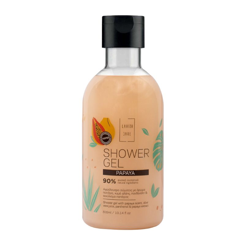 Shower gel - Papaya