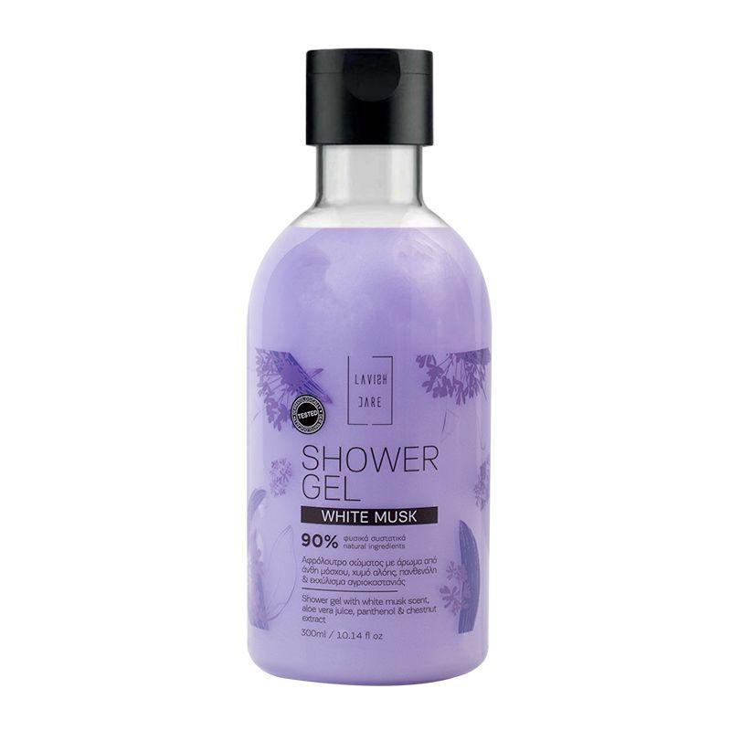 Shower gel - White Musk 300 ml