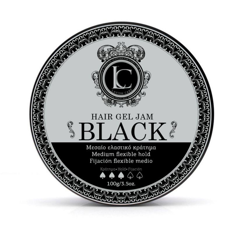 Black Gel Jam