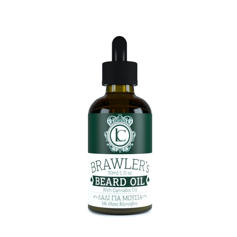 Brawler's Beard Oil