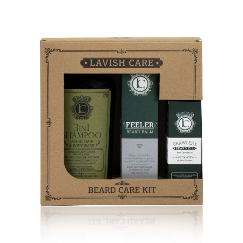 Beard Care kit 1