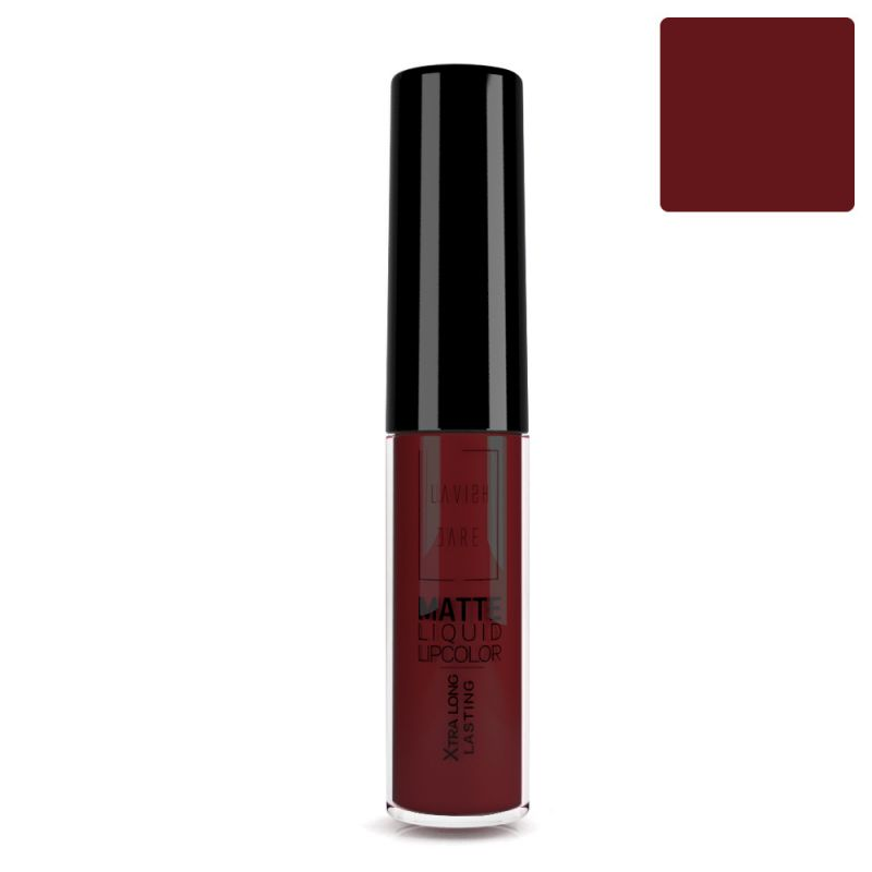 MATTE LIQUID LIPCOLOR - XTRA LONG LASTING - No 26