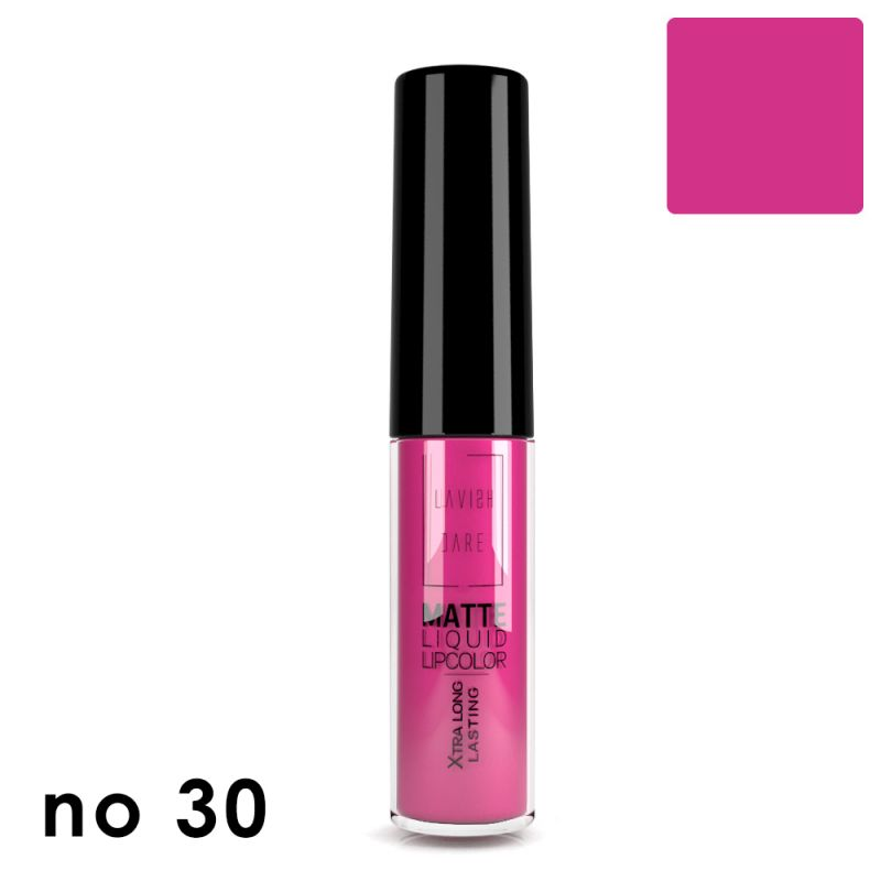 MATTE LIQUID LIPCOLOR - No 30