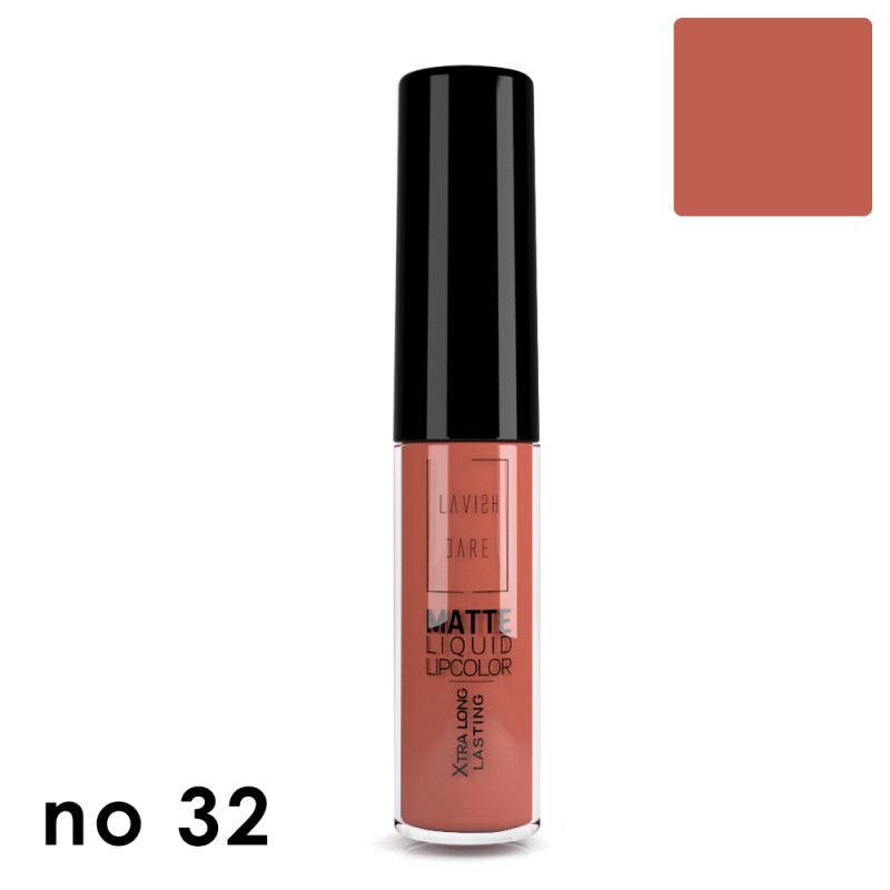 MATTE LIQUID LIPCOLOR - No 32