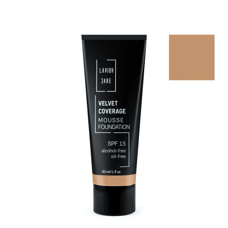 Velvet Coverage No5 -Light-Tan