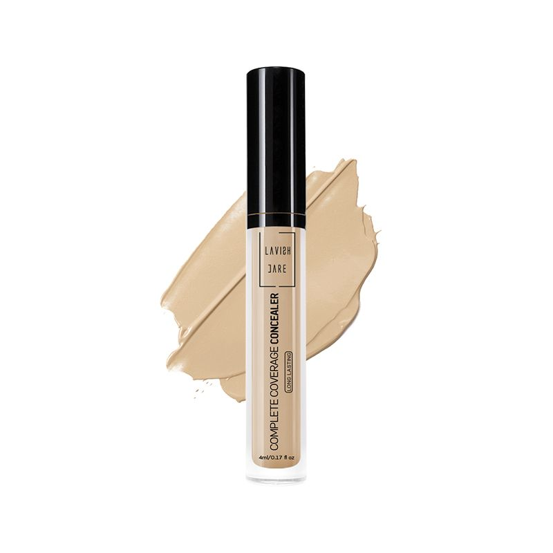 Complete Coverage Concealer - No 3
