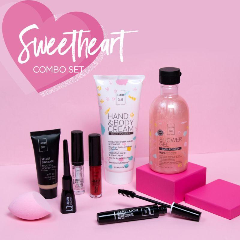 Sweetheart Combo set