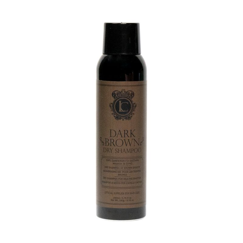 Dry Shampoo- Dark Brown
