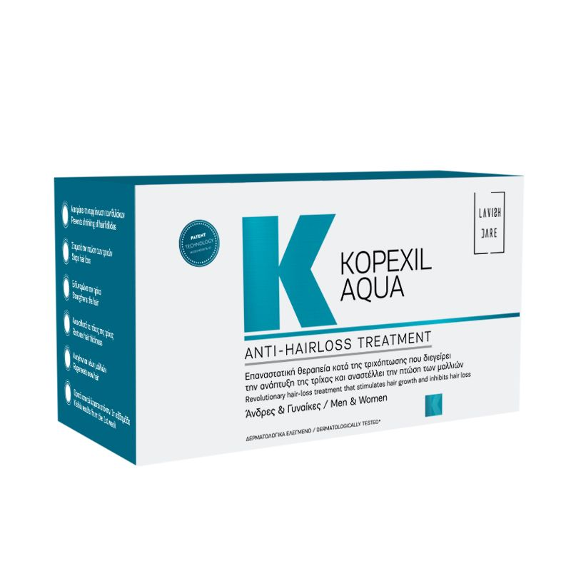 Kopexil Aqua - Anti-hair Loss