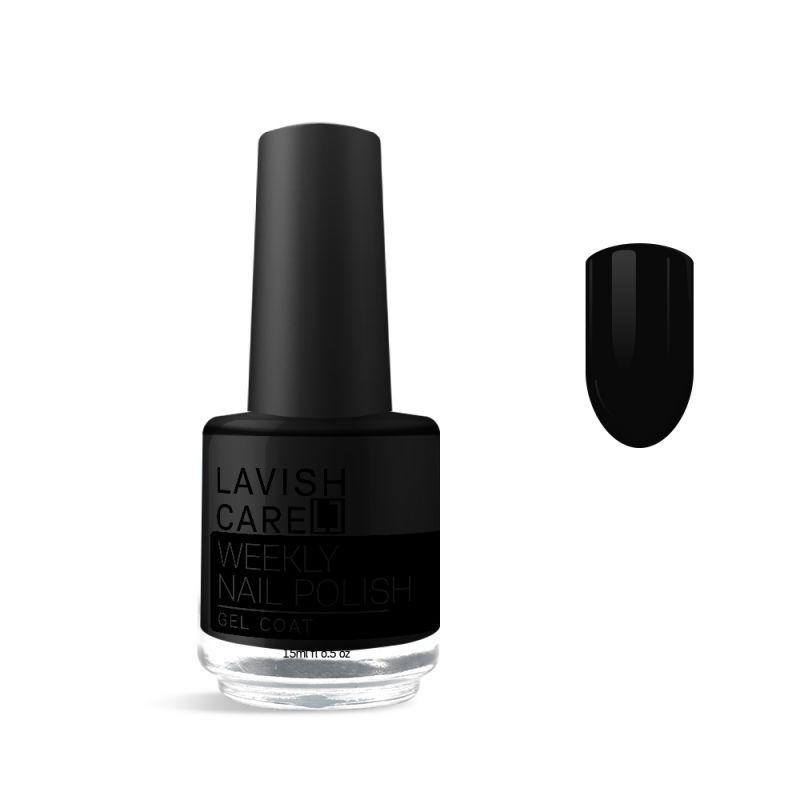Βερνίκι νυχιών No 83 - Black 15 ml