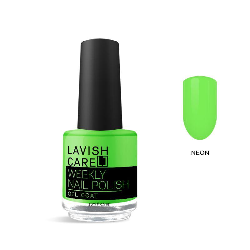 No 806 - Neon Lime 15 ml