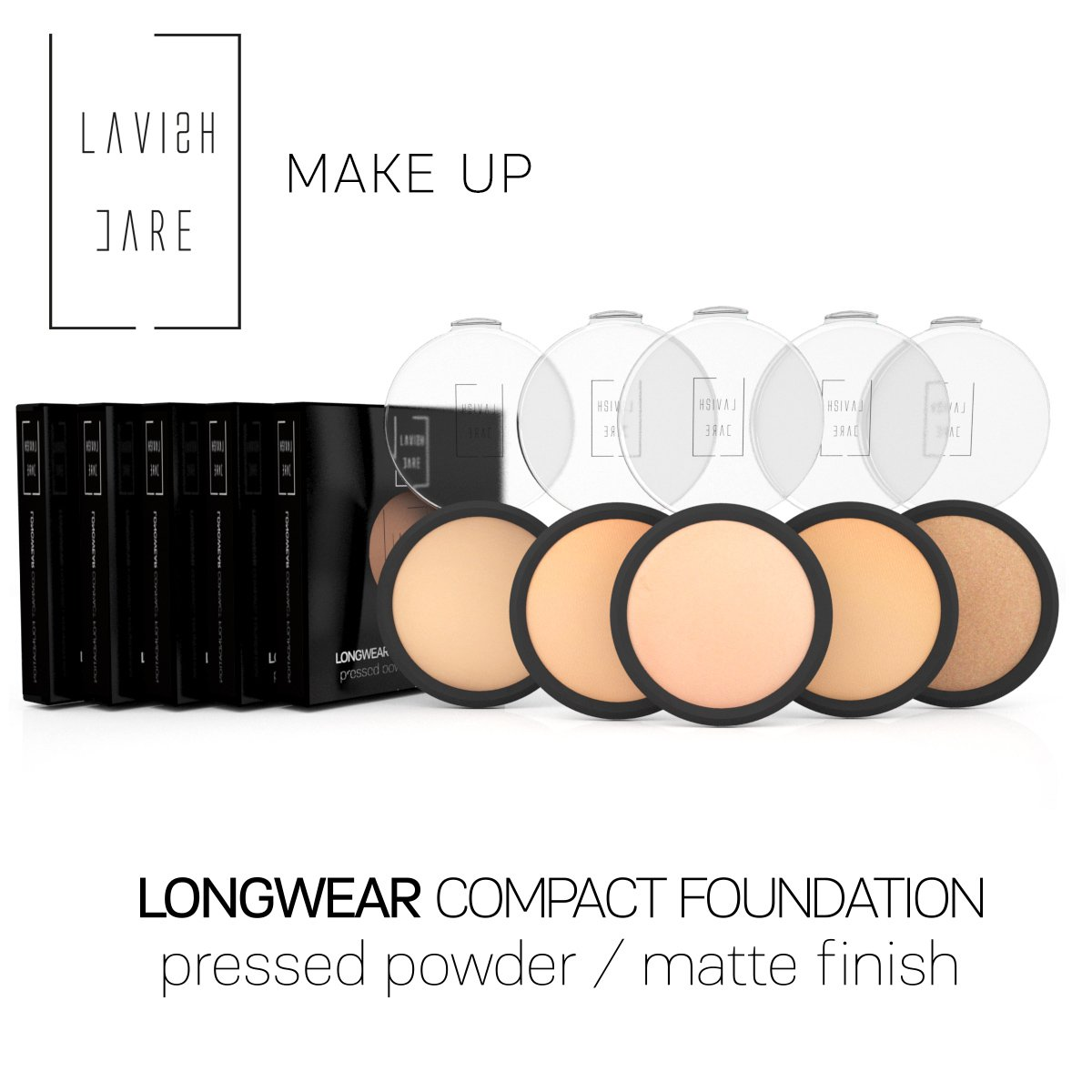 Longwear Compact foundation